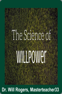 The Science Of Will Power | eBooks | Religion and Spirituality