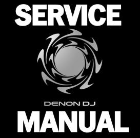 Denon DN-MC6000 mixer controller Service Manual | eBooks | Technical