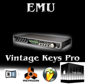 Emu Vintage Keys | Music | Soundbanks