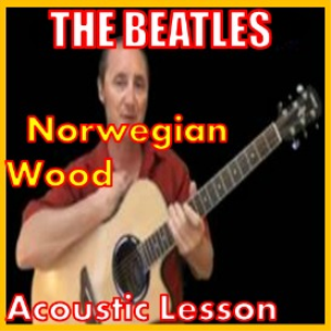 Learn to play Norwegian Wood 2 by The Beatles | Movies and Videos | Educational
