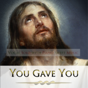 You Gave You | eBooks | Sheet Music