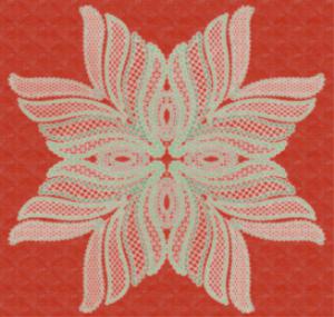 wing needle flourish - vip