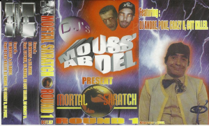 SCRATCH TAPE - DJ MOUSS 1 ft DJ ABDEL (1998) | Music | Miscellaneous