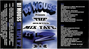 Dj Mouss - Wanted Mix Tape 2 (1996) | Music | R & B