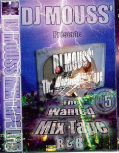 dj mouss - wanted mix tape 5 (1997)