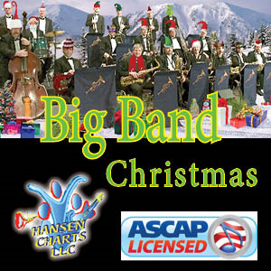 yabba dabba yuletide christmas parody inspired by brian setzer for big band