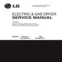 LG DLGX3571V DLGX3571W service manual dryer service manual and repair guide | eBooks | Technical
