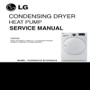 LG RC8055AH1Z + RC7055AH1Z service manual dryer service manual | eBooks | Technical