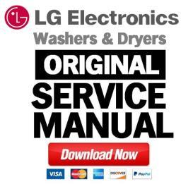 lg rc8055ap1z dryer service manual and repair guide