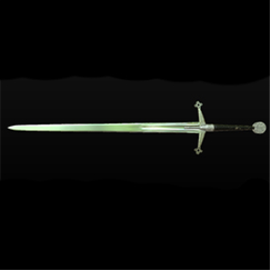 scottish claymore sword ( type braveheart )