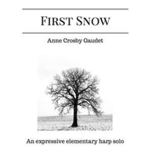 first snow, harp solo