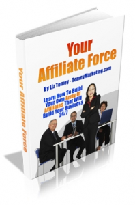 Your Affiliate Force | eBooks | Business and Money