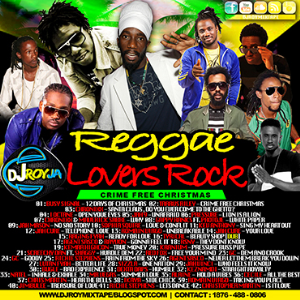 dj roy reggae &  lovers rock mix