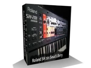 roland sh-201 sound samples/ wav
