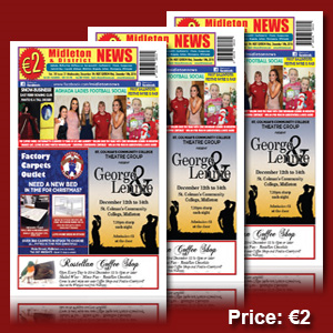Midleton News December 7th 2016 | eBooks | Magazines
