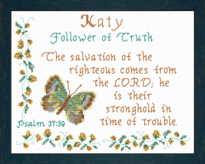 Name Blessings - Katy | Crafting | Cross-Stitch | Other