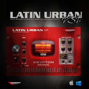 latin urban vsti 1.0 mac au and vst