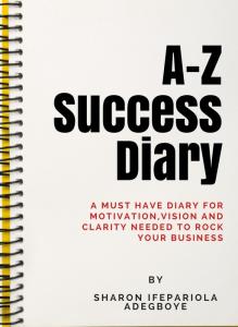 a-z success diary