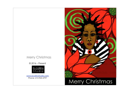 First Additional product image for - DIY Downloadable Christmas Card 2016