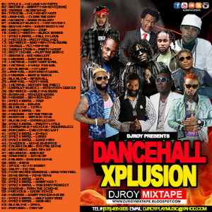 dj roy dancehall xplusion mix