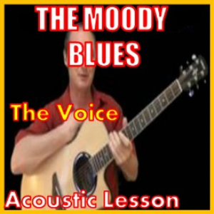 learn to play the voice by the moody blues