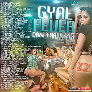 dj roy gyal fever dancehall mix