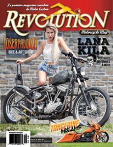 revolution motorcycle magazine vol.39 francais