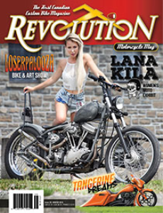 revolution motorcycle magazine vol.39 english