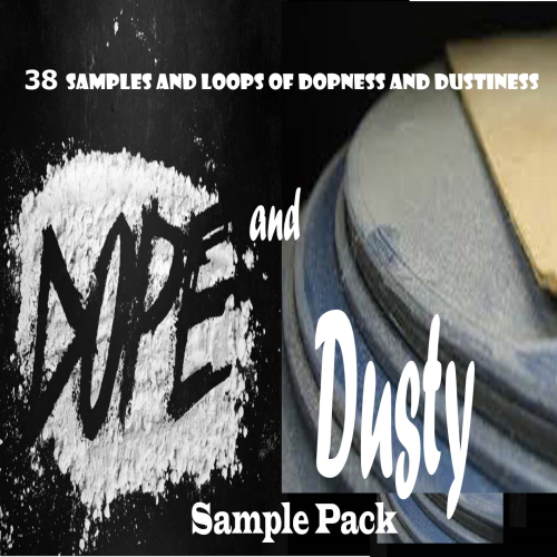 First Additional product image for - The Dope and Dusty soundkit