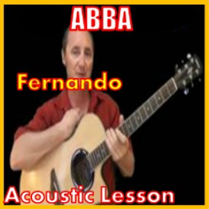 Learn to play Fernando by ABBA | Movies and Videos | Educational
