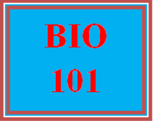 BIO 101 Week 4 Physiology Test | eBooks | Education