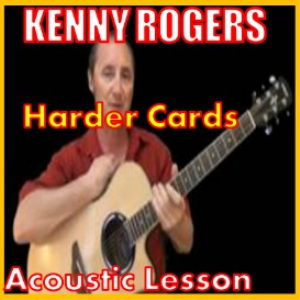 Learn to play Harder Cards by Kenny Rogers | Movies and Videos | Educational