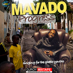 mavado progress the ghetto story  mixtape