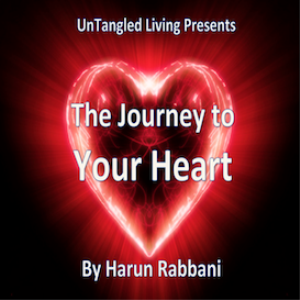 The Journey to Your Heart: Heart Activation Meditation | Audio Books | Self-help