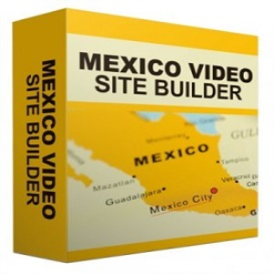 mexico travel video site builder
