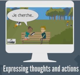 C'est moi Sketch Video (Version: Le garcon et moi) | Movies and Videos | Educational