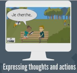 C'est moi Sketch Video (Version: La fille et moi) | Movies and Videos | Educational