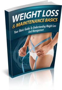 weight loss and maintenance