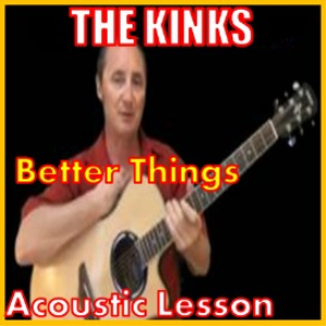 learn to play better things by the kinks