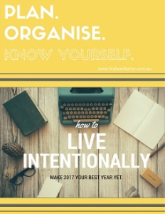 calendar - plan. organise. know yourself.