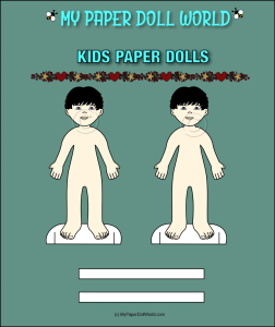 paper doll boy white friend 1 download