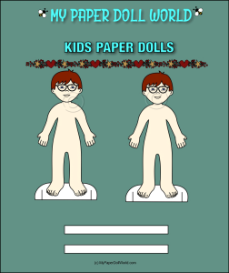 paper doll boy white friend 3 download