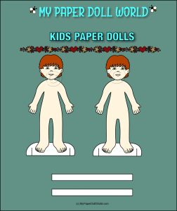 paper doll boy white friend 5 download