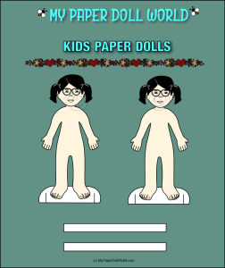 paper doll girl white friend 1 download