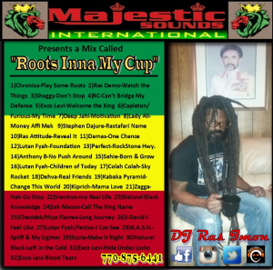 roots inna my cup!