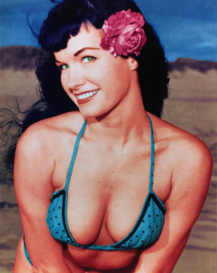 bettie page over 1000 images! nude, non-nude, rare.