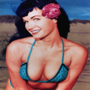BETTIE PAGE Over 1000 Images! Nude, Non-Nude, Rare. | Photos and Images | Entertainment