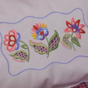 Nancy's Jacobean Cutwork EMD | Crafting | Embroidery