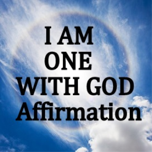 i am one with god affirmation15 minutes with binaural beats