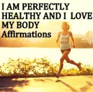 i am perfectly healthy and i love my body affirmation 15 minutes with binaural beats